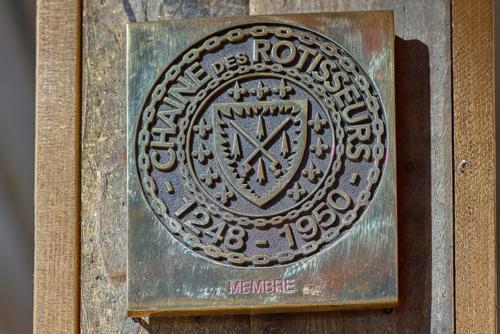 Gänse Spießbräterei Rotisserie Grill Wermsdorf Chaine des Rôtisseurs